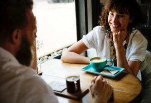 男女の対話